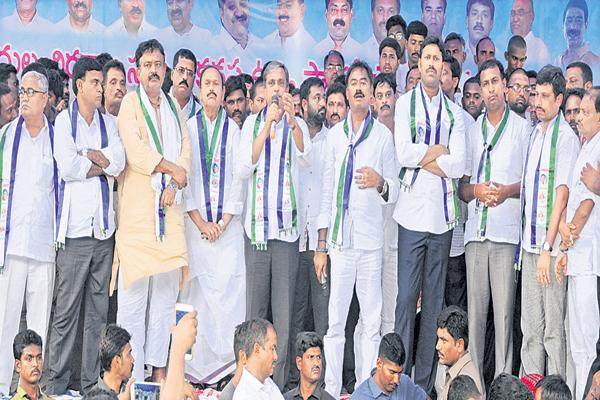 Sajjala Ramakrishna Reddy Fires On CM Chandrababu Naidu - Sakshi