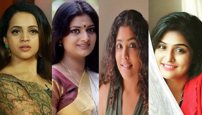 Four Malayalam Actress Resigned AMMA - Sakshi