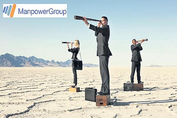 Manpowergroup Survey on expert shortage - Sakshi