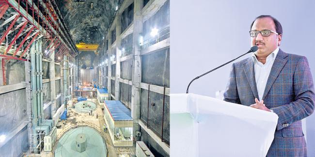 Kaleshwaram project in Telangana set to create world record by lifting 3 tmcft water/day - Sakshi