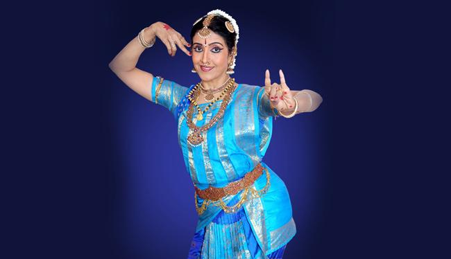 Indian Bharatanatyam exponent to make history at UNESCO in Paris - Sakshi