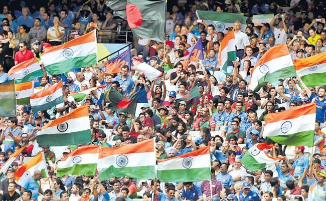 First global market research project unveils more than one billion cricket fans - Sakshi