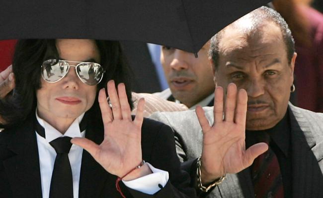 Michael Jackson father Joe Jackson Dies - Sakshi