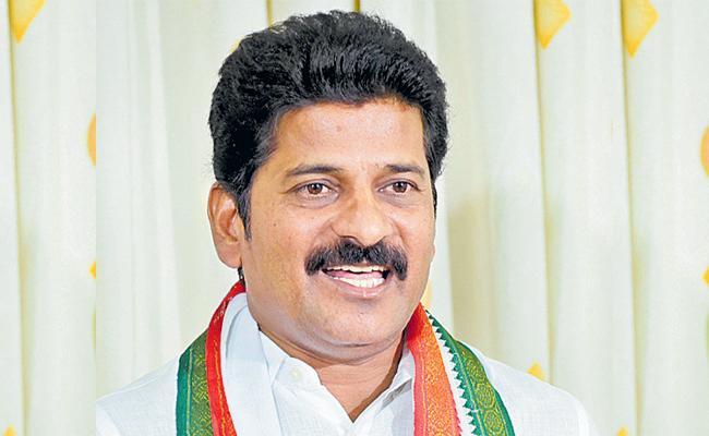 Revanth Reddy Comments On Telangana CM KCR - Sakshi