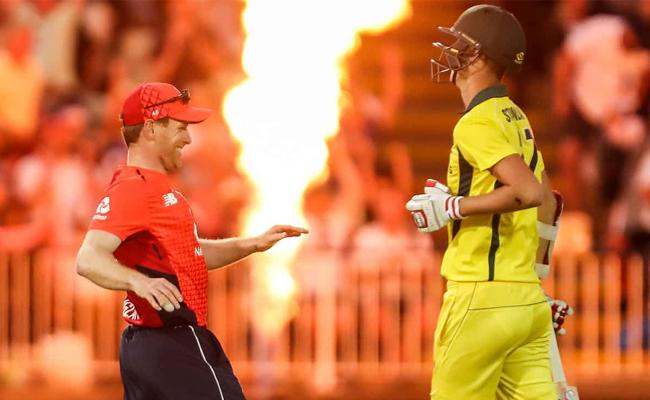 England Beat By Australia In Only One T20 Match - Sakshi