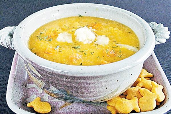 cauliflower soup - Sakshi