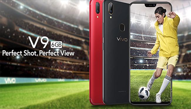 Vivo V9 6GB RAM Variant With Snapdragon 660 SoC Launched - Sakshi