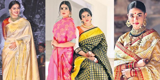 Old fashion styles - Sakshi
