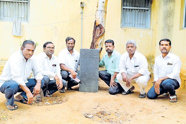 Researchers identified statue at Nagar Kurnool District  - Sakshi