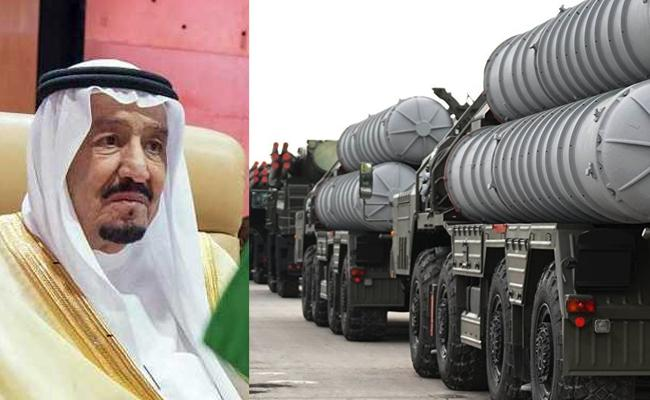 Qatar Russia Missile Deal Saudi Threatens Military Action - Sakshi