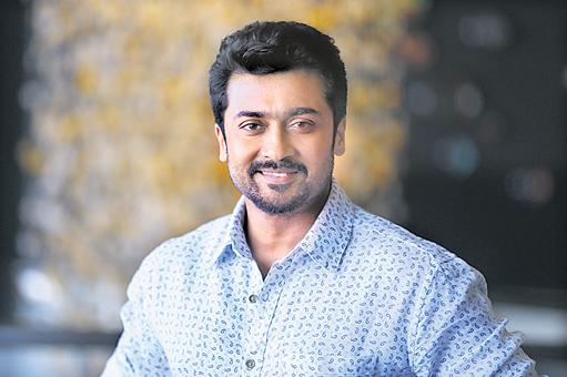 Suriya to shoot for K V Anand film in London - Sakshi