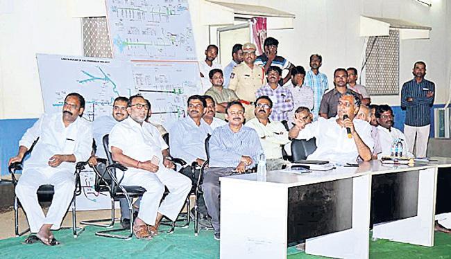 Kaleshwaram Will Helps For Better Cultivation Says Minister Harish Rao - Sakshi