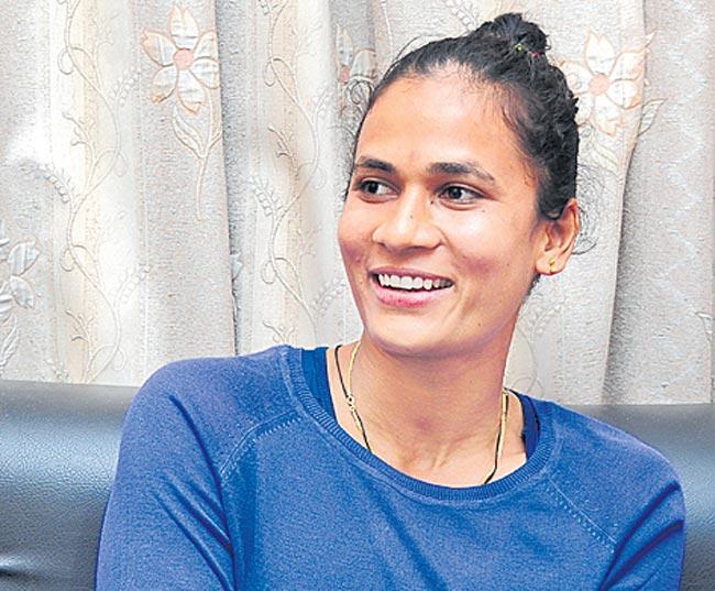 Striker Rani Rampal to lead India in women's hockey World Cup - Sakshi