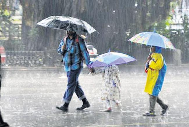 Monsoon covered the whole country  - Sakshi
