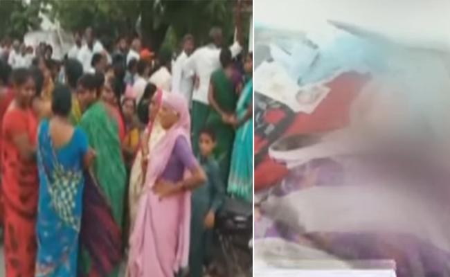 Father Murder His Daughter In Krishna district - Sakshi