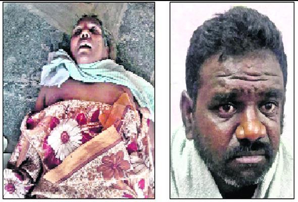 Son killed his mother - Sakshi