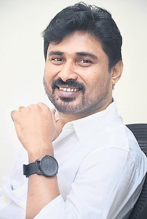 Special chit chat with abhimanyudu movie producer - Sakshi