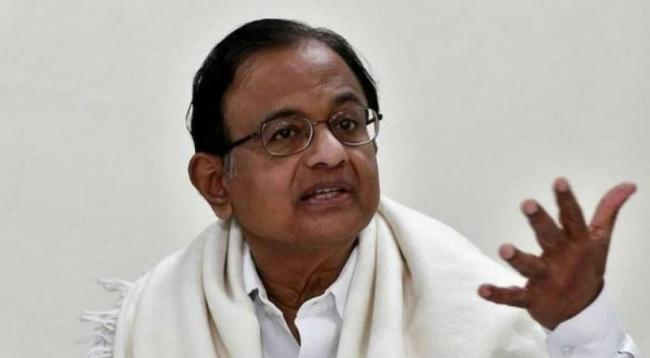 Chidambaram Grilled For 6 Hours By ED In Aircel-Maxis Case - Sakshi