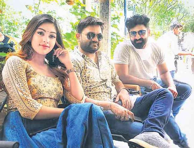 Anu Emmanuel ready to dance - Sakshi