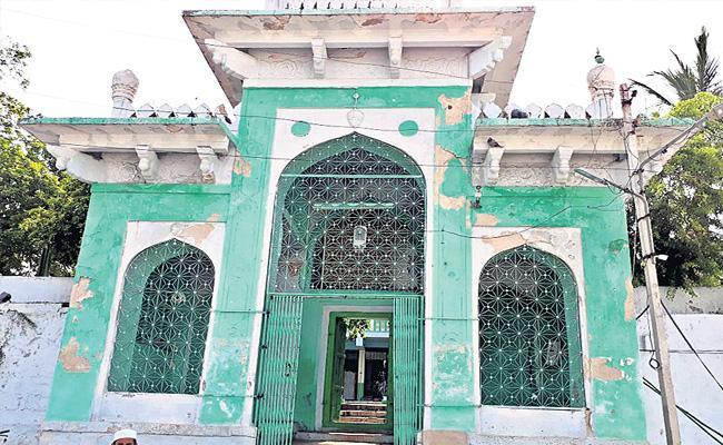 Mia Mashak Dargah Hyderabad - Sakshi