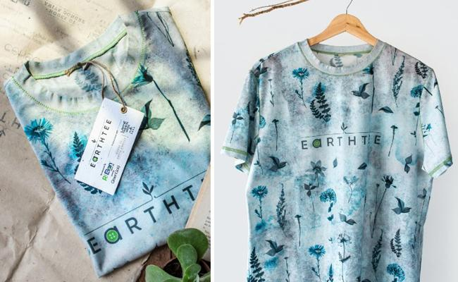 Reliance Launches The Earth Tee Shirt Under Fashion For Earth - Sakshi
