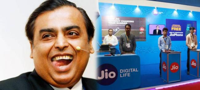 Reliance Jio Hiring AI Team Under Akash Ambani, Report Says - Sakshi