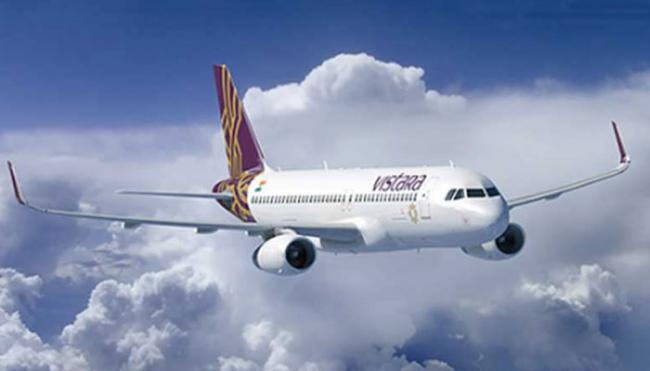 Vistara cuts fares by up to 75percent  in 24-hr sale    - Sakshi