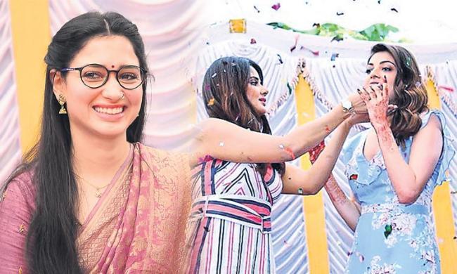 Tamanna gets 3rd Director for  Queen remake - Sakshi