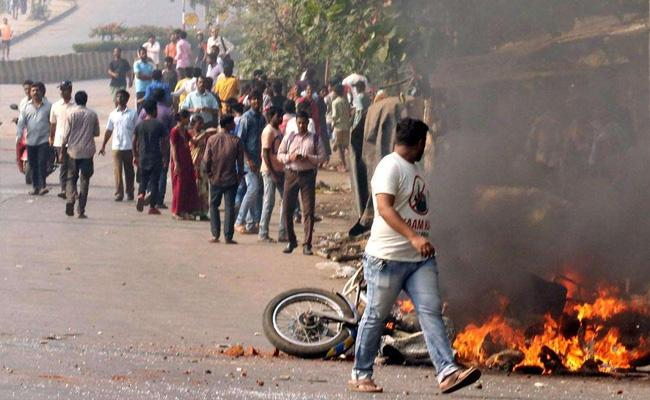 Four Dalits Arrested In Connection With Bhima-Koregaon Violence - Sakshi