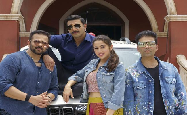 Temper Remake Simmba Starts Shooting At Hyderabad - Sakshi