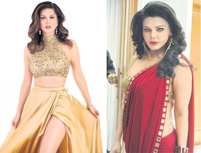 Rakhi Sawant says sorry to Sunny Leone - Sakshi