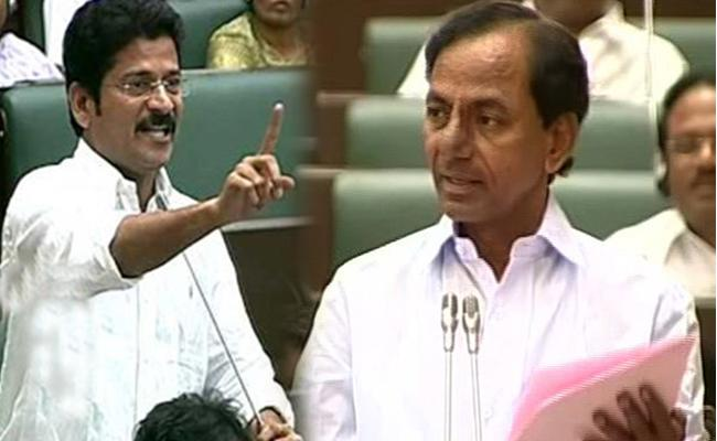 Revanth Reddy Writes Open Letter To KCR On Age Relaxation - Sakshi