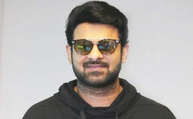 Prabhas New Movie Update - Sakshi