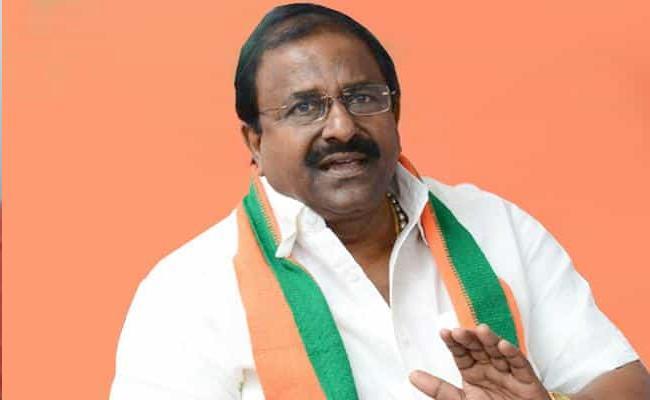 Somu Veerraju Setires On AP CM Chandrababu Naidu - Sakshi