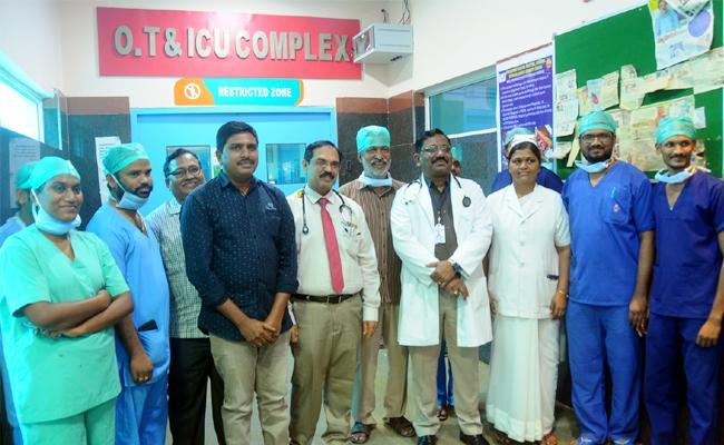 200 Heart Surgeries Completed In Kurnool Hospital - Sakshi