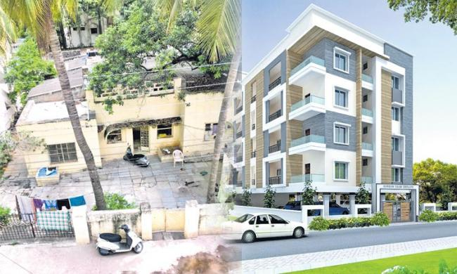 New Structures in Old Places - Sakshi