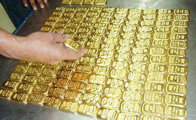 Gold Biscuits Smuggling In Kavali PSR Nellore - Sakshi