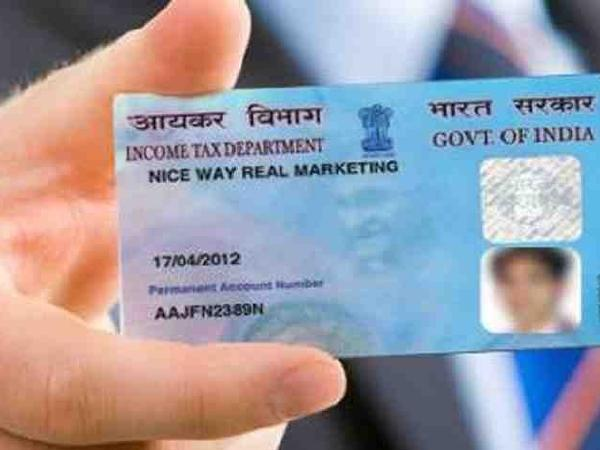 Holding multiple PAN cards? You may be fined Rs 10,000 - Sakshi