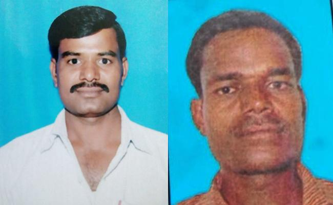 Brothers Died Same Day With Heart Strokes In Kurnool - Sakshi