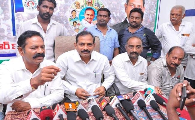 YSRCP MLA On House Arrest, Tension In Narasaraopet - Sakshi