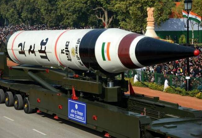 Agni 5 Missile To Be Inducted In Army - Sakshi