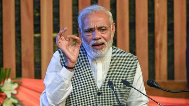 PM Modi reviews progress towards development of islands - Sakshi