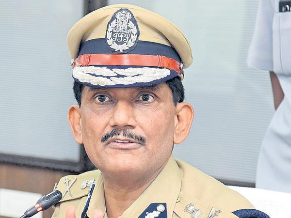 AP new police boss is RP Thakur - Sakshi