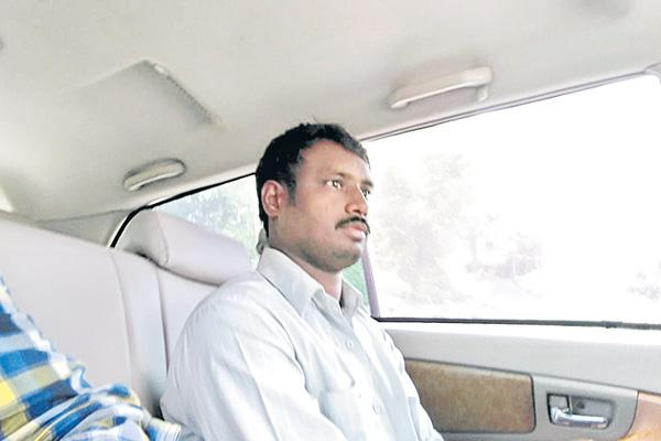 Santosh kumar in Police investigation - Sakshi