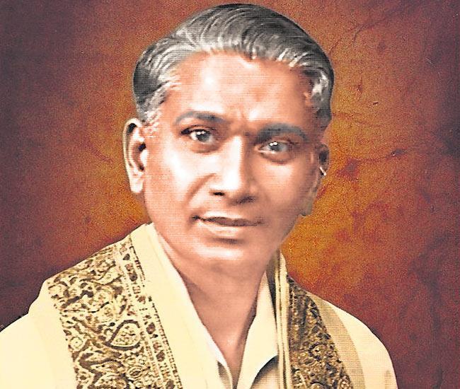 Story about stanam narasimharao - Sakshi