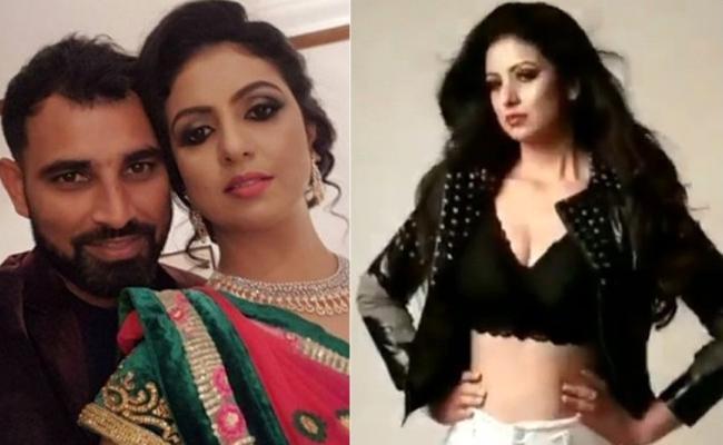 Mohammed Shami Wife Hasin Jahan Bollywood Debut - Sakshi