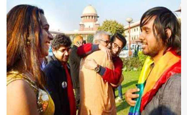 Section 377 in SC, Bench Rejects Centre Plea to Defer Hearing - Sakshi