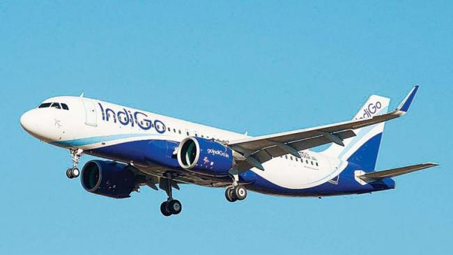 IndiGo Offers Discounts On 12 Lakh Seats For 4 Days - Sakshi