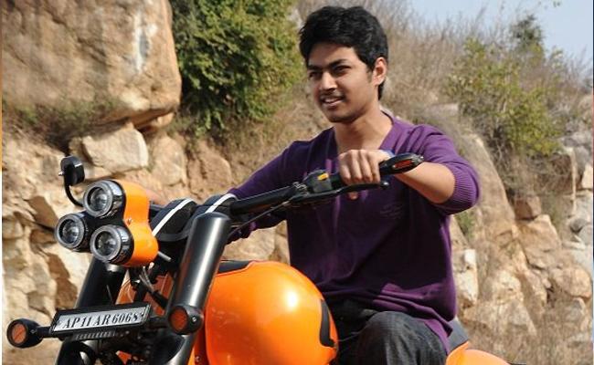 Nandamuri Mokshagna To Act In Ntr Biopic - Sakshi