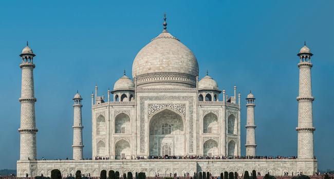 Supreme Court Warns Centre Of Shutting Down Taj Mahal - Sakshi